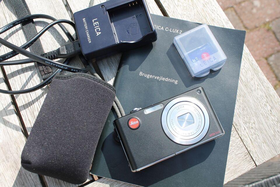 Leica, C-LUX2, 7 megapixels