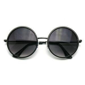 Designer-Round-Metal-Fashion-Vintage-Inspired-Circle-Sunglasses