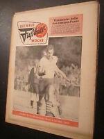 Fuwo Fußballwoche Nr.27 - 2.Juli 1963