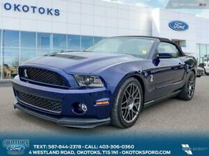 2012 Ford Shelby GT500 SIGNED CAROL SHELBY COVERTIBLE/ONLY 33...