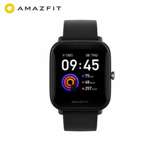 Amazfit Bip U Smart Watch 50M Impermeable Natación Oxígeno sangre Monitor sueño