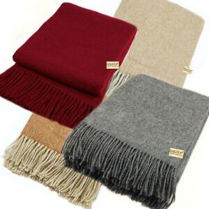 Wolldecke 100 Schurwolle In Versch Farben Und Grossen