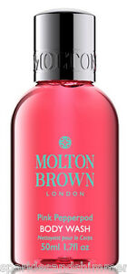 Molton-Brown-PINK-PEPPERPOD-Pepper-Pod-Shower-Gel-BODY-WASH-50ml-TRAVEL-SIZE