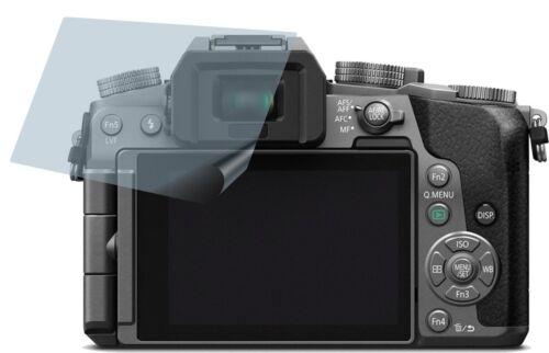 Panasonic Lumix dmc-g70 película protectora cc protector pantalla protector de pantalla 2x