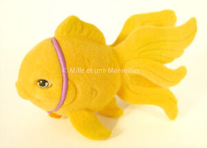 PINNA-Le-Poisson-rouge-sa-carte-Figurine-Puppy-in-my-Pocket-Serie-2