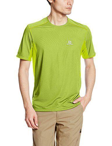 Salomon Herren Short Sleeved Trail Laufen T-Shirt, TRAIL RUNNER SS, JerseyBambo