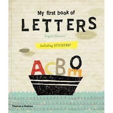 My First Book of Letters, Laura Prim, Àngels Navarro, New Book