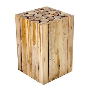 Side Table Coffee Table From Teakwood Teak Wood Solid