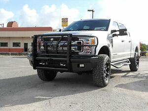new ranch style front bumper 2017 ford f250 f350 super duty ebay. Black Bedroom Furniture Sets. Home Design Ideas