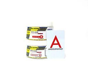 RTV-530-Prochima-Gomma-siliconica-in-pasta-plasmabile-500-gr-indurimento-rapido