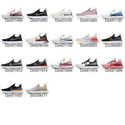 Nike React Infinity Run FK Flyknit Men Women Running Shoes Pick 1 | eBay