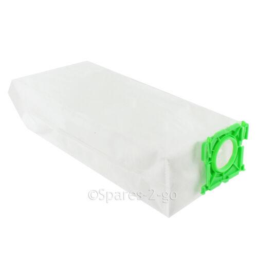 5093ER tipo Panno Sacchetti Deodoranti Per Sebo X1 X1.1 X4 X5 XP1 XP2 XP3 per aspirapolvere x 10