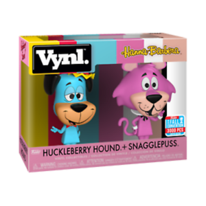 Funko-Huckleberry-Hound-amp-Snagglepuss-fallen-Convention-Limited-Exclusive-Figuren