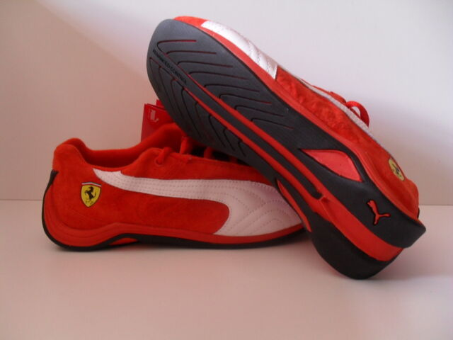 Ebay Ptyoww Neuve Cuir Ferrari 31 Chaussures T Scuderia En Puma Daim Et 3L5Aq4Rj