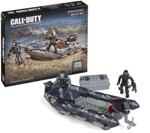 Mega Bloks Call Of Duty 06815 Rib Beach Assault Beau Travail