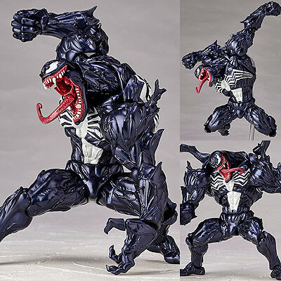 Revoltech Amazing Yamaguchi 003 Venom from Marvel Comics [PRE-ORDER]