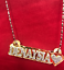 Personalized-Name-Plate-Custom-Name-Necklace-Nameplate-Name-Laser-Cut-Designed thumbnail 5