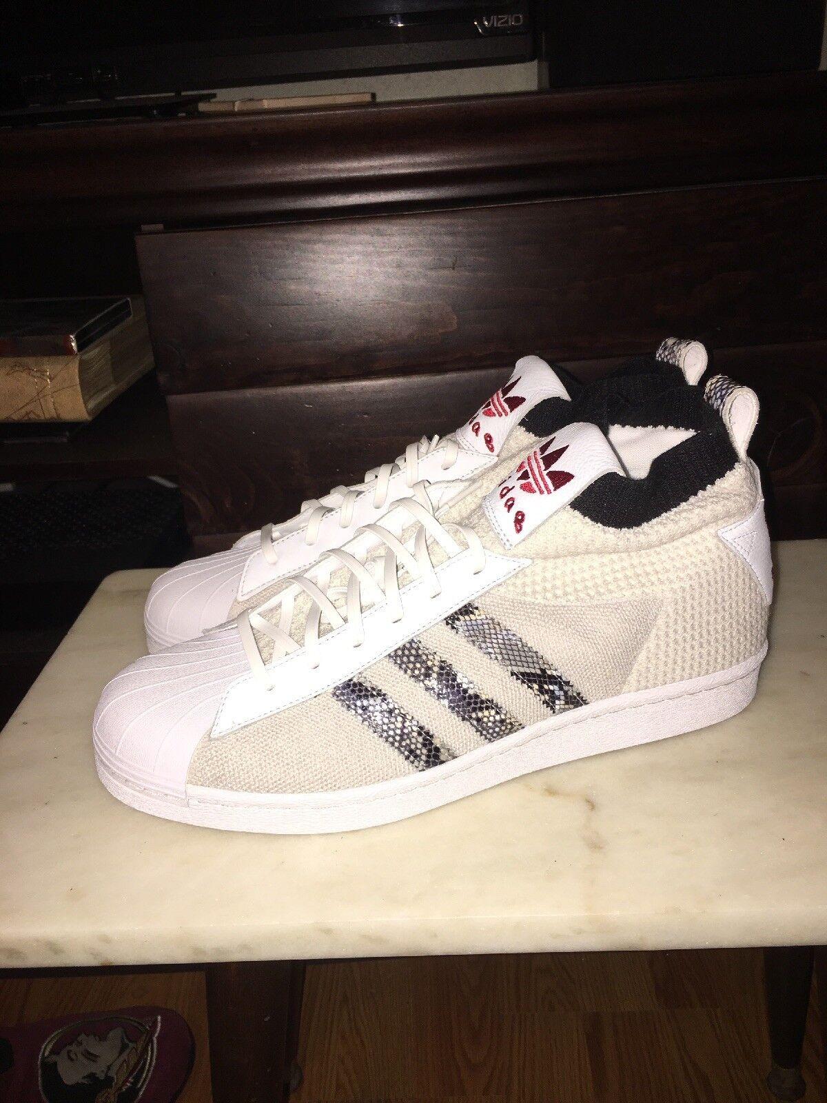 New Adidas UA & SONS Ultra Star Star Star Boost Shell Toe Superstar B37111 Men shoes 12 1c526e