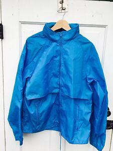 b36367ac1b4f Image is loading Vintage-Eddie-Bauer-Windshell-Hoodie-Rain-Jacket-1278-