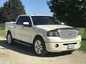 2008 FORD  F150 LIMITED EDITION PICKUP
