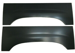 99-06-Chevy-GMC-Silverado-Sierra-Upper-Rear-Wheel-Arch-quarter-Panel-1-Pair-L-amp-R
