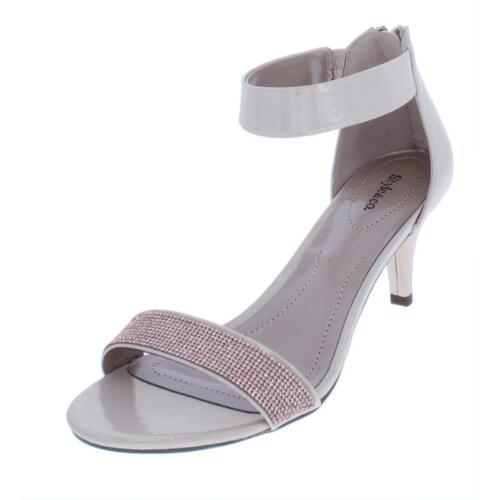 B,M Womens Phillys Pink Evening Heels Shoes 12 Medium Style /& Co BHFO 1583