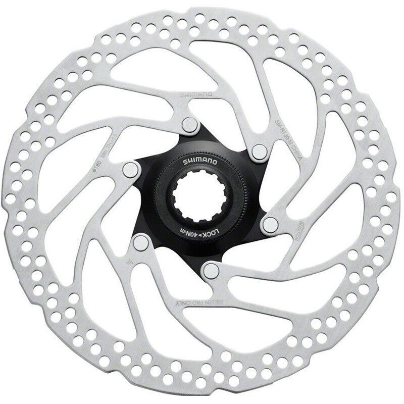 Shimano Centerlock Rotor Lock Ring Black Deore XT XTR Ultegra Rotors Grey x10