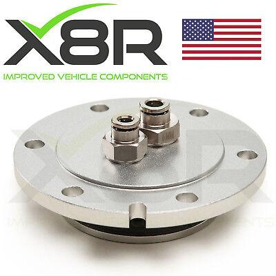 PART # X8R37 LR4 X8R0037 X8R AIR COMPRESSOR DRIER NEW END CAP REBUILD RESTORE KIT COMPATIBLE WITH LAND ROVER LR3 RANGE ROVER SPORT /& RANGE ROVER L322