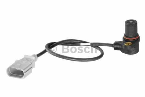 Impulsgeber Kurbelwelle Drehzahlsensor BOSCH 0261210178 Audi Seat Skoda VW //