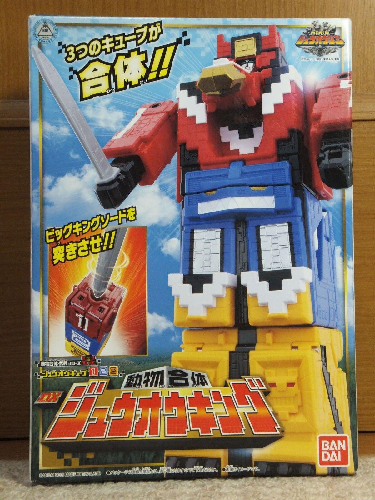Power Rangers Zyuohger DX ZYUOH KING Megazord Megazord Megazord Bandai 482d7a