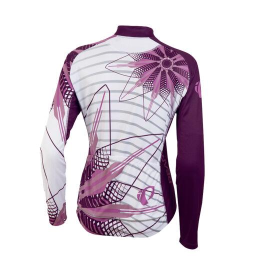Pearl Izumi Damenschuhe Elite Meadow Thermal LTD Cycling Jersey - Flower Meadow Elite Mauve - L 2fe73e