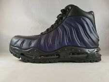 buy popular dc600 7427d Mens Nike Air Max Foamdome Foamposite BOOTS Size 9.5 Purple 843749 500