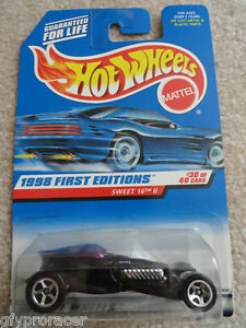 HOT WHEELS 1998 FIRST EDITIONS #30 OF #40 SWEET 16 II