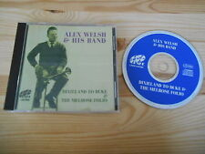 CD Jazz Alex Welsh - Dixieland To Duke (16 Song) LAKE REC UK