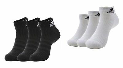 Adidas Chaussettes 3 Paire (3 S par un HC 3p) blanc AA2285Noir AA2286 19 A | eBay