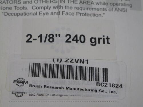 "1 NEW 2-1//8/"" 240 grit Flexible Cylinder Hone Bore Diameter Ball Engine Flex"