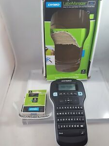 1790415 Label Manager Maker 160 Printer Hand Held Rechargeable Machine