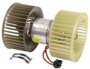 Bmw E46 Blower Motor Assembly Fan Cage Heat Cool Ac 323ci