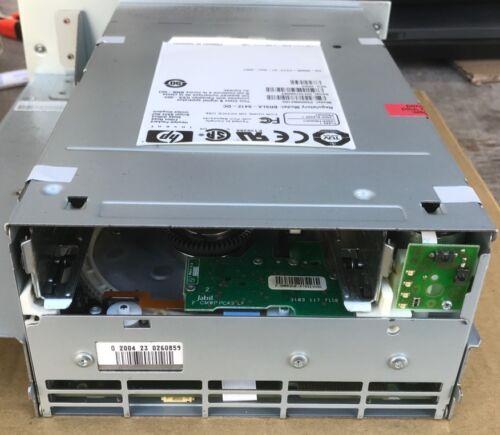 SUN HP Tape Drive Ultrium LTO-3 FC SL24 454346-001 380-1565-01 PN:AH967A