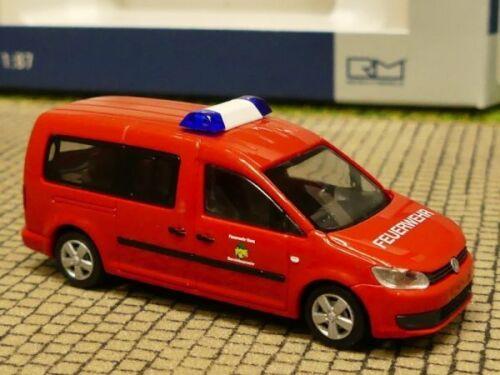 1//87 Rietze VW Caddy Maxi /'11 FW Gera 52713