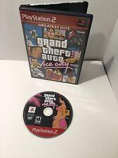2005 Play Station 2 / PS2 GRAND THEFT AUTO Vice City GTA