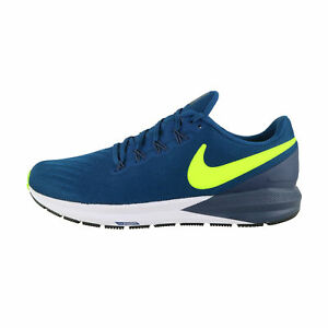 Nike-Air-Zoom-Structure-22-tuerkis-gelb-AA1636-402