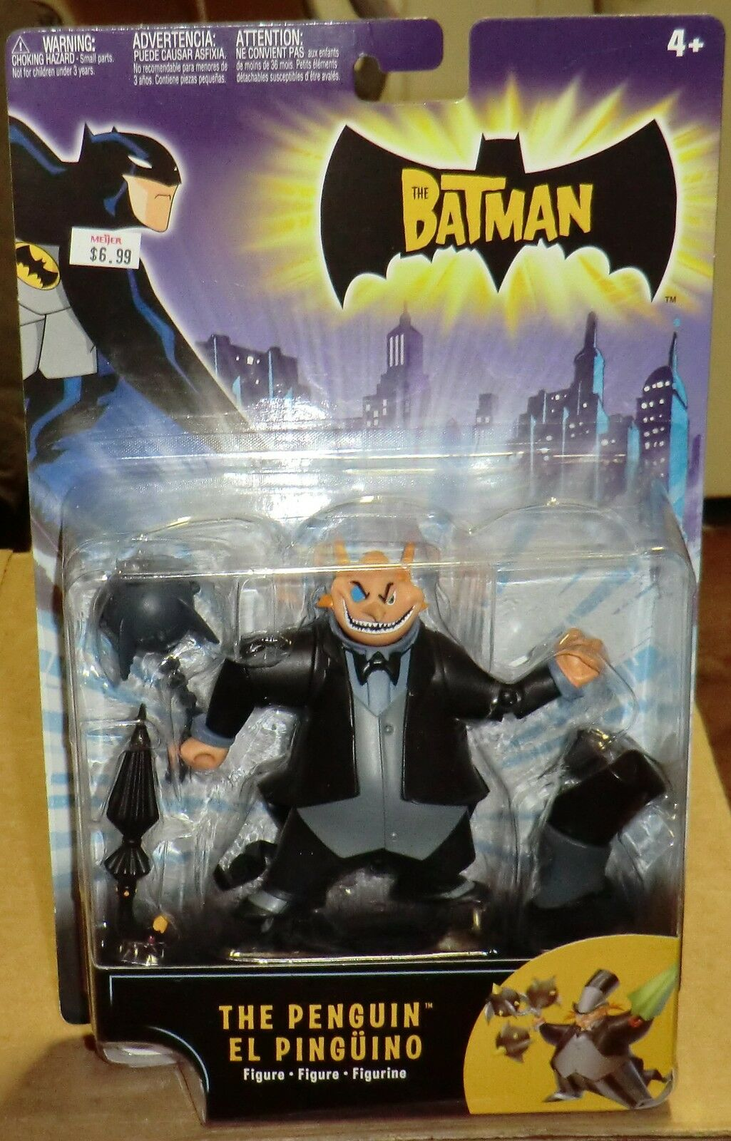 BATMAN    THE PENGUIN       MOC