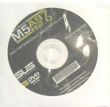 original asus Mainboard Treiber CD DVD M5A97 R2.0 Windows 7 + 8 Vista WIN REV 2