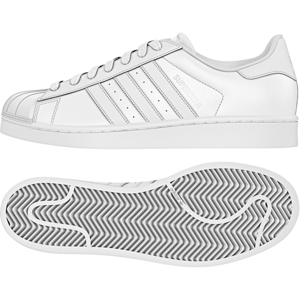 adidas Originals Superstar Foundation weiß [B27136]