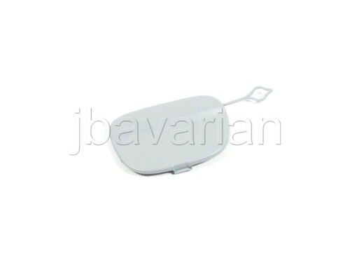 Painted or Primed Genuine BMW Rear Tow Hook Cover MINI Cooper R56 R57 LCI
