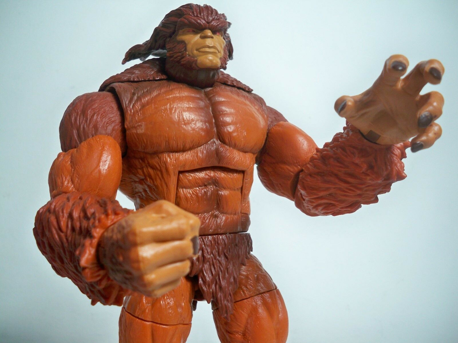 K1805311 SASQUATCH BAF BUILD A FIGURE MARVEL LEGENDS 100% COMPLETE HASBRO