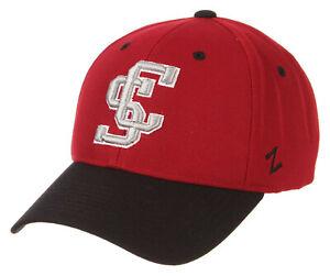 SANTA-CLARA-BRONCOS-NCAA-COMPETITOR-2-TONE-STRAPBACK-ZEPHYR-CAP-HAT-NEW