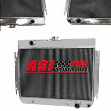 3 ROW CORE ALUMINUM RADIATOR FOR 1964-1967 IMPALA CHEVELLE MANY CHEVY GM CARS
