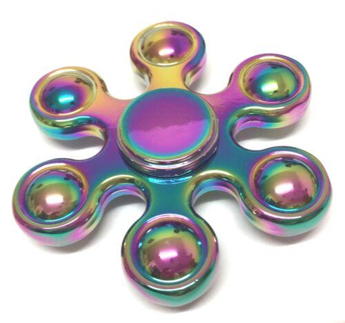 Fidget Spinner Rainbow Colour RRP£8.99-12.99!!!